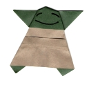 Folding your own Origami Yoda & other Star Wars papercraft (2/6)