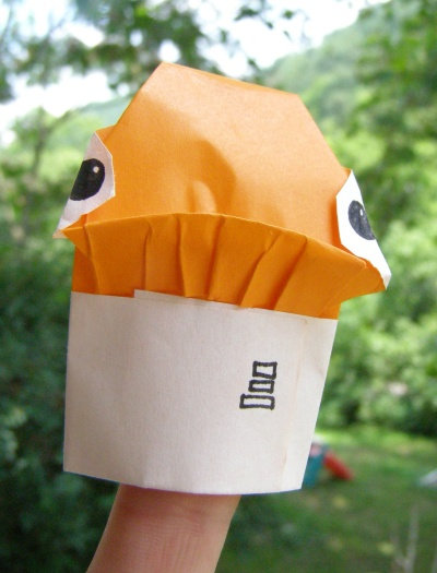 Folding your own Origami Yoda & other Star Wars papercraft (6/6)