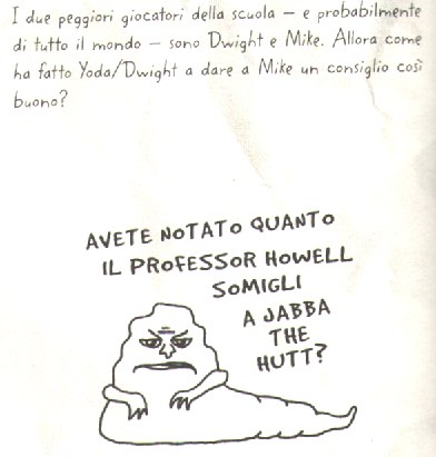 A Peek Inside The Italian Version Of Origami Yoda Also Mcrib Pic