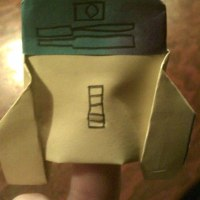 Origami R2D2 Contest Winners!