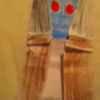 SuperFolder Yoda 5447's Origami Cad Bane! #starwars #origami
