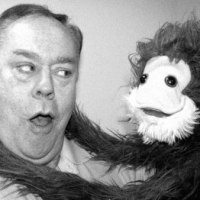 Exclusive new photo of Mr GoodCleanFun and Soapy the Monkey!!!
