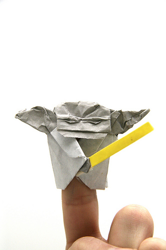 Origami Yoda Instructions From The Cover