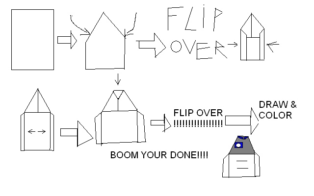 Beep Blip Its Superfolder Chads Instructions For Ez R2d2