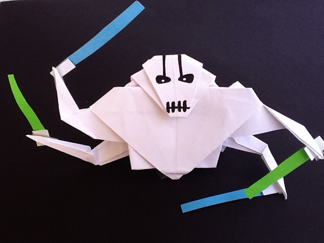 my new origami general grievous� origamiyoda
