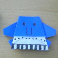 Um Hi Guy's Jabba-Ganza of Origami!!!