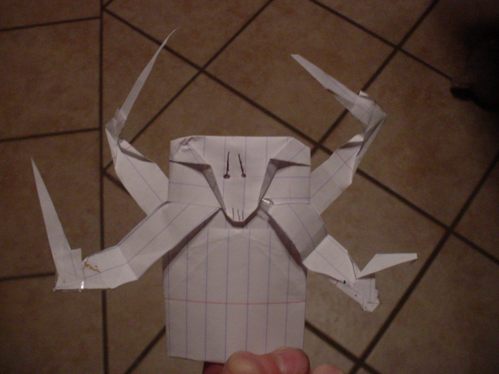 Here's a new take on General Grievous by SuperFolder John ... - photo#43