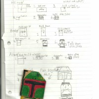 SF Jordan's Boba Fett with instrux!