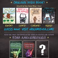 Origami Yoda 3 Cover Poll! And FIRST TO KNOW contest!