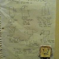 SuperFolder Dante's Instructions for Anakin Skywalker!
