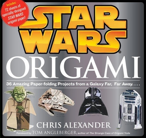 book expo and the new star wars origami book that�s not