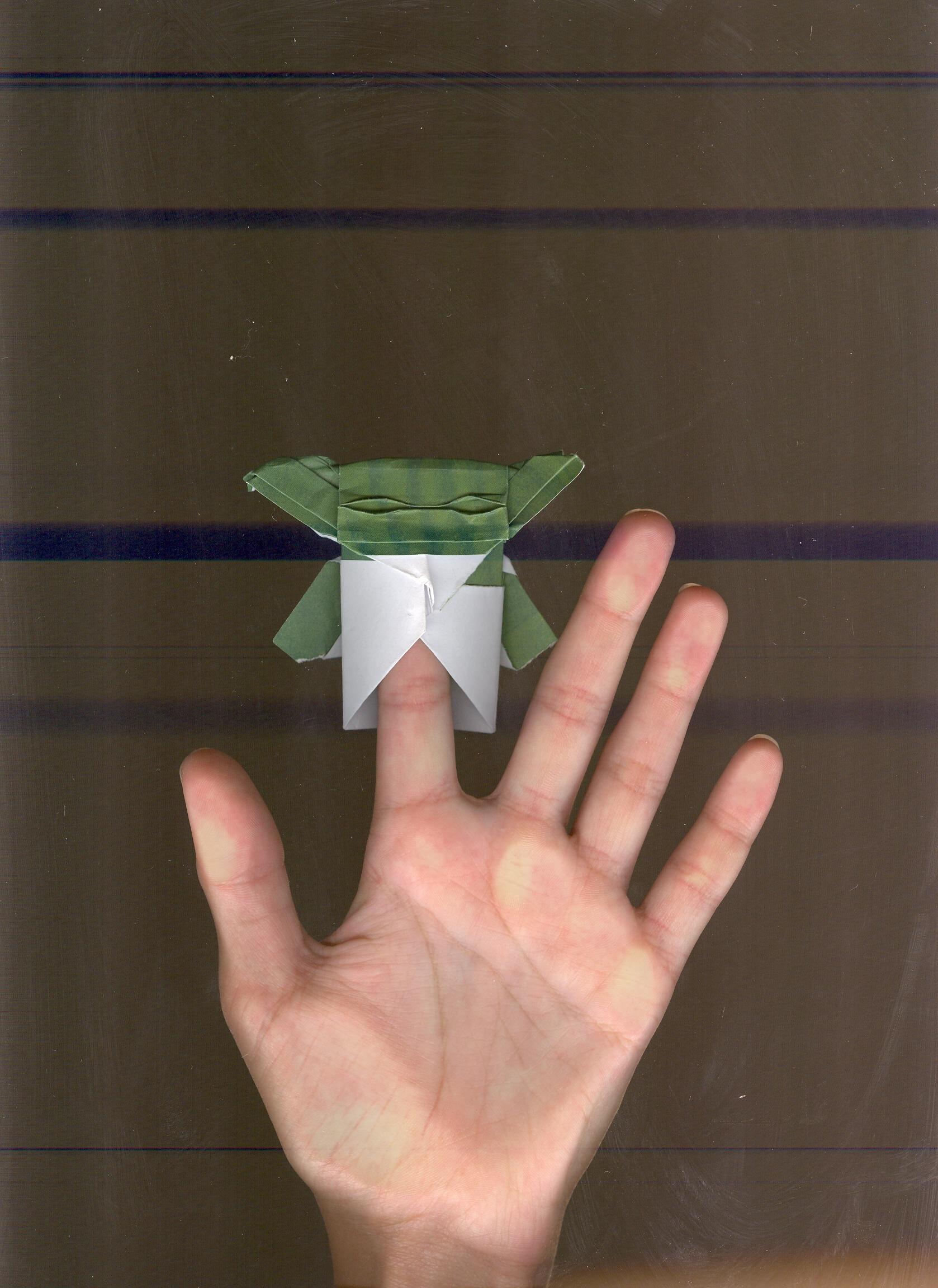 scan origamiyoda