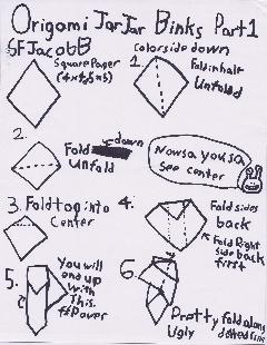 sf jacobb�s jar jar instrux origamiyoda
