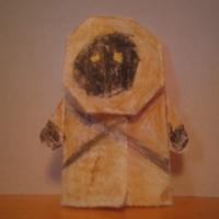 SF EvilJawa's Origami Jawa!
