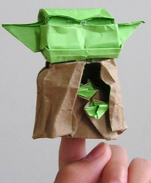 Origami Yoda Instructions Hard