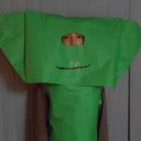 Origami Yoda and Friends Costume Gallery!!!