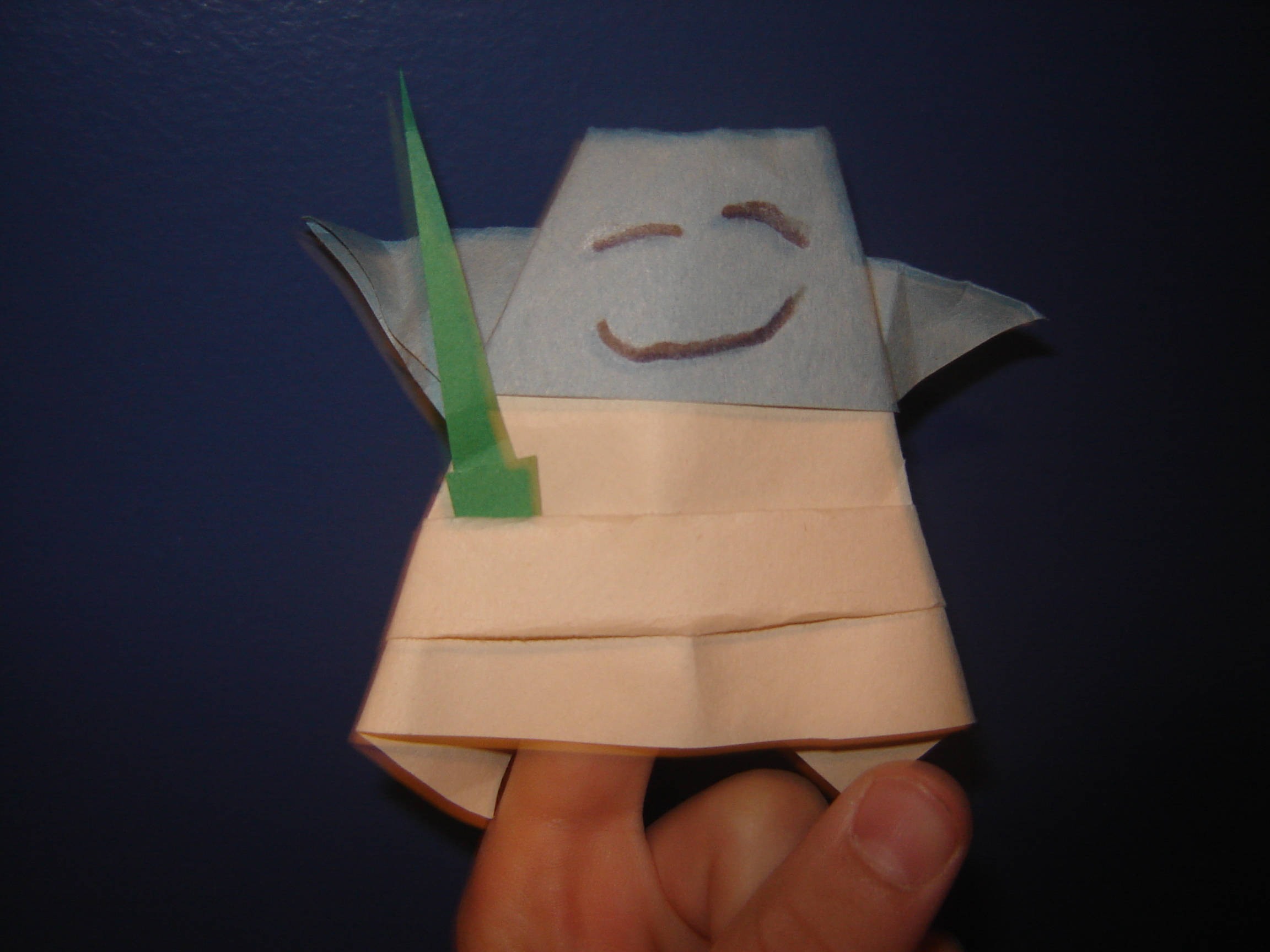 star wars origami 006 | OrigamiYoda - photo#32