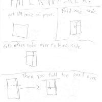 How to Make Anakin Paperwalker by Slick Ben!
