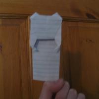 SF GavinW's Origami Ahsoka!