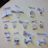 SF JackD's Star Wars Origami!