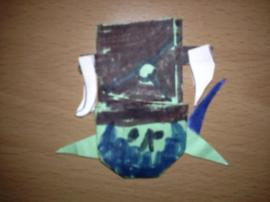 stealth elf skylanders origami