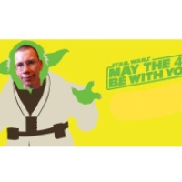 May the Fourth Be With You!!! Celebrate Star Wars day with Origami JarJar Binks!