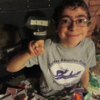 My Hero, Micah: The kid who folded 1,000 Yodas to help a friend...