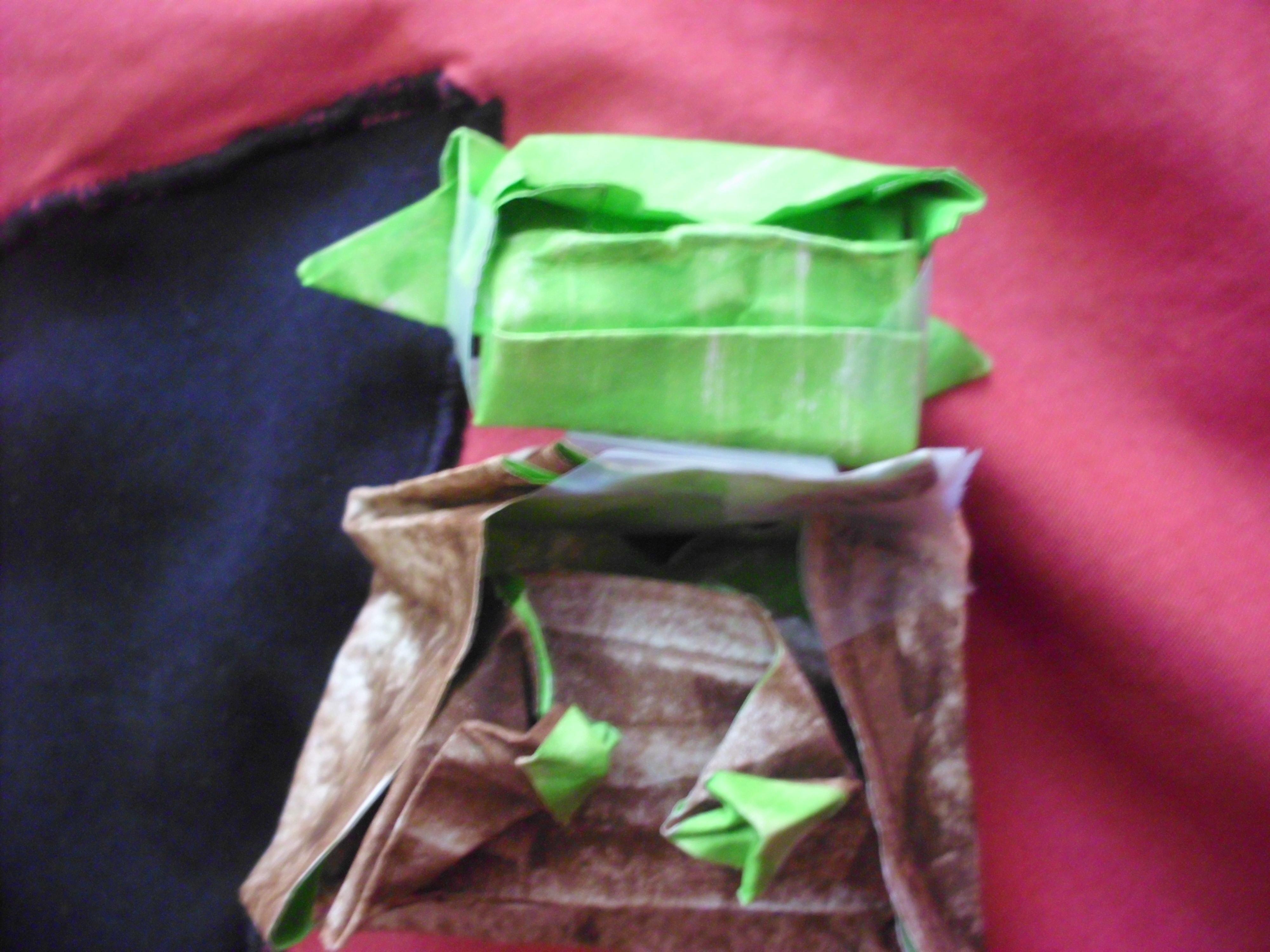 Amazing new OY! Super Folder Jonas's Stooky Origami ... - photo#11