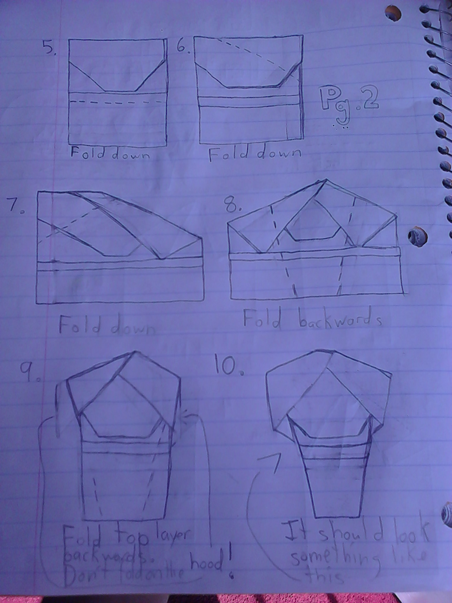 how to make origami emperor palpatine 28 images