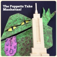 The Puppetts Take Manhattan! (and Brooklyn!) Here's your chance to show off your Star Wars origami!