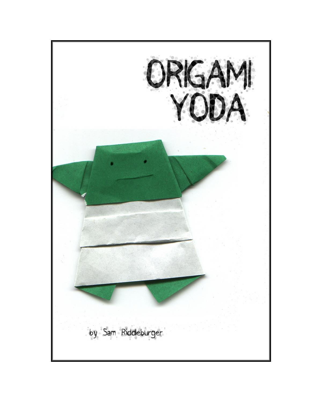 Origami Yoda  Tom Anglebergers Website